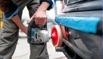 Reparatii caroserie auto